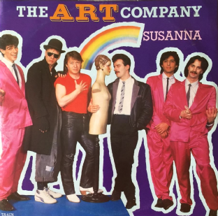 "Art Company (The) - Susanna (12"") (VG-/VG+)"